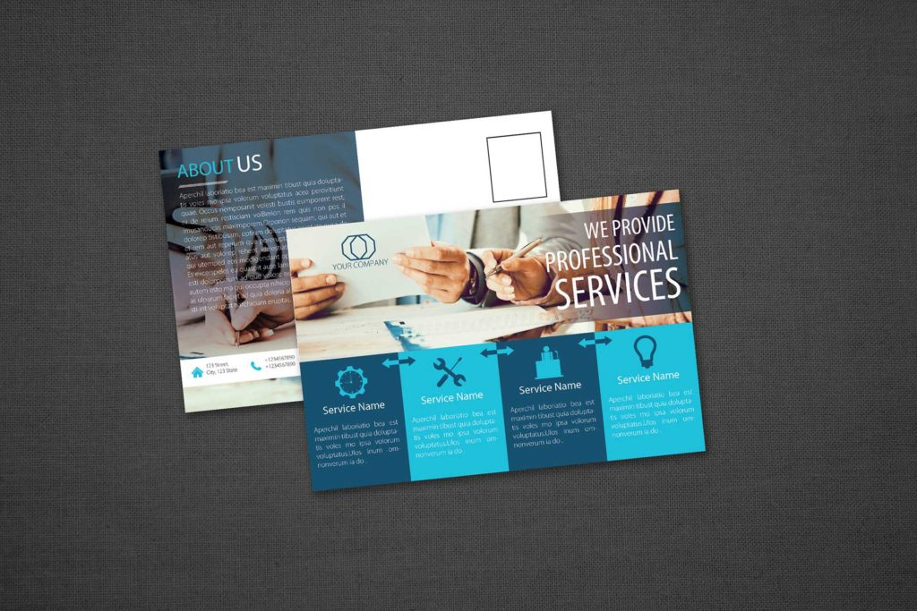 Custom Marketing Mailers